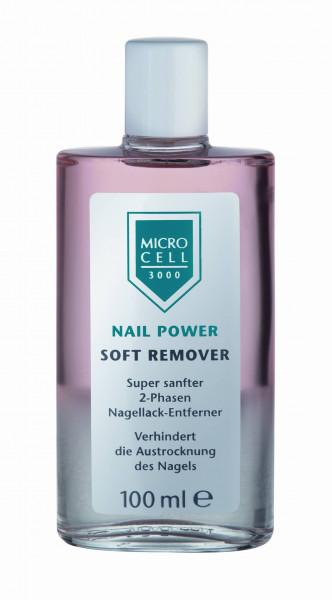 Nail Power Soft Remover