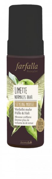 Limette, Styling Mousse